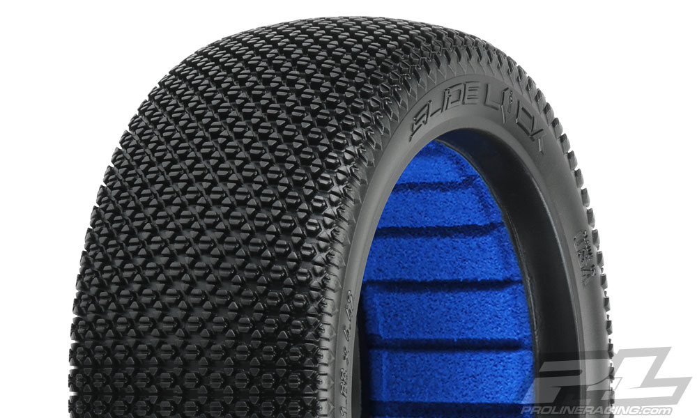Pro-Line Slide Lock M3 (Soft) Off-Road 1:8 Buggy Tires (2) for F