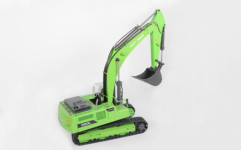 RC4WD 1/14 Scale RTR Earth Digger 360L Hydraulic Excavator (Gre