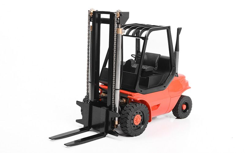 RC4WD 1/14 Norsu Hydraulic RC Forklift RTR (Red)