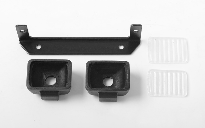 RC4WD Square Lights for Trifecta Front Bumper