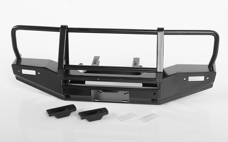 RC4WD Metal Front Winch Bumper for Traxxas TRX-4 Land Rover Defe