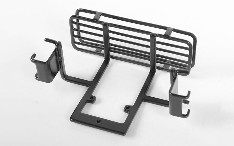 RC4WD Velbloud Tire Carrier for 1/18 Gelande II RTR w/Black Roc