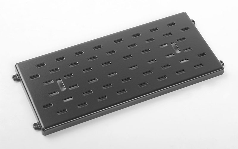 RC4WD Aluminum Rear Window Guard for Gelande II (D90/D110)
