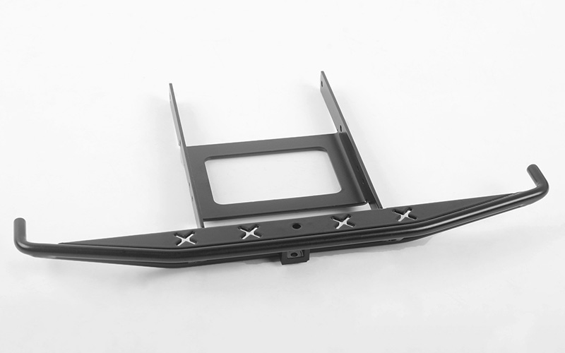 RC4WD Rough Stuff Metal Rear Bumper for Axial SCX10 II 1969 Che