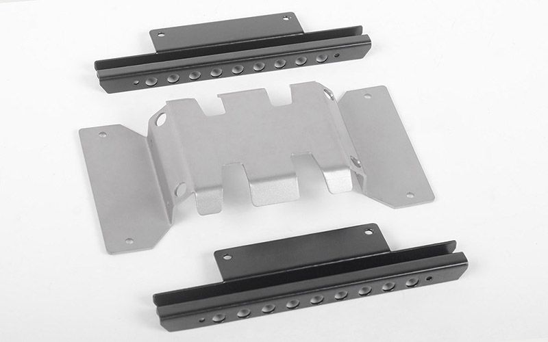 RC4WD Rough Stuff Skid Plate w/Sliders for MST 1/10 CMX w/ Jimn