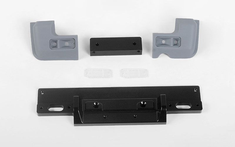RC4WD Modular Rear Bumper for MST 1/10 CMX w/ Jimny J3 Body