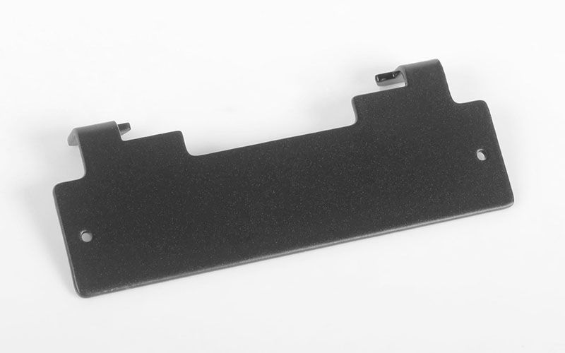 RC4WD Rear License Plate Holder for JS Scale 1/10 Range Rover C