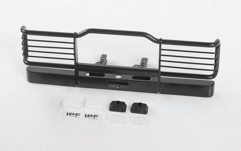 RC4WD Camel Bumper W/ IPF Lights for Traxxas TRX-4 Land Rover D