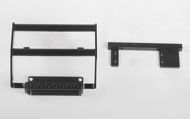 RC4WD Steel Push Bar Front Bumper for 1985 Toyota 4Runner Hard