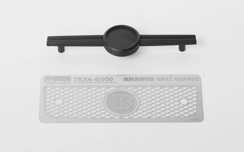 RC4WD Emblem Grill for Traxxas TRX-4 Mercedes-Benz G-500
