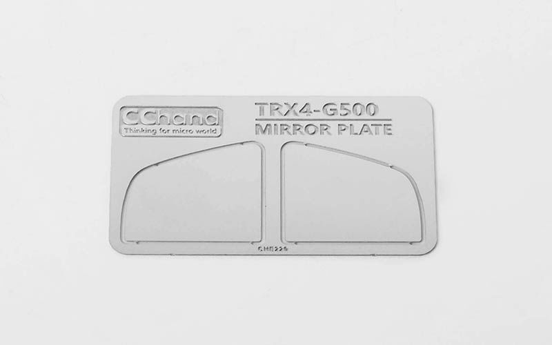RC4WD Mirror Decals for Traxxas TRX-4 Mercedes-Benz G-500
