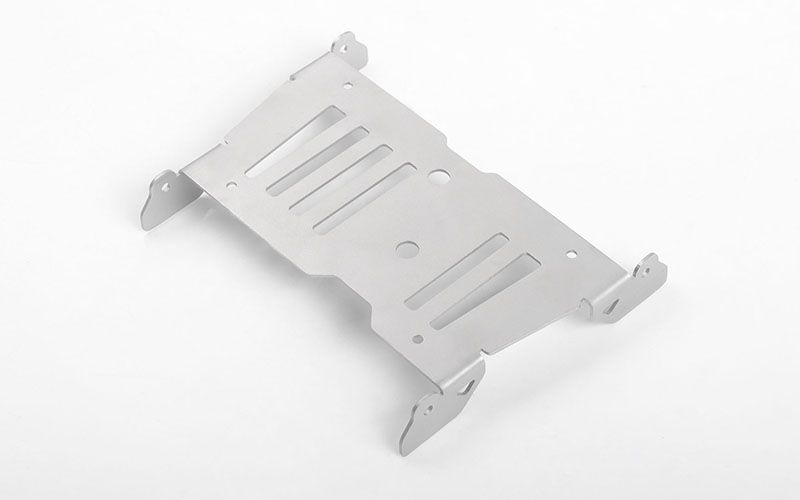 RC4WD Transfer Case Skid Plate for Capo Racing Samurai 1/6 RC S