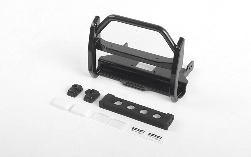 RC4WD Wild Front Bumper w/ IPF Lights for Traxxas TRX-4 Mercede