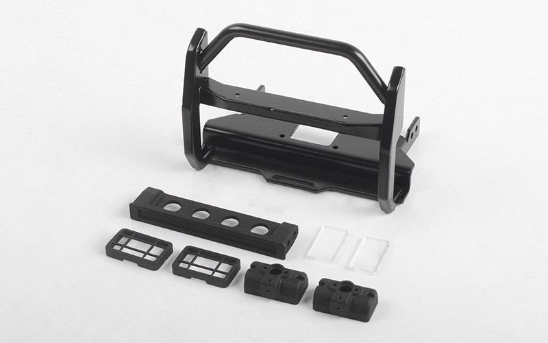 RC4WD Wild Front Bumper w/ Flood Lights for Traxxas TRX-4 Merce