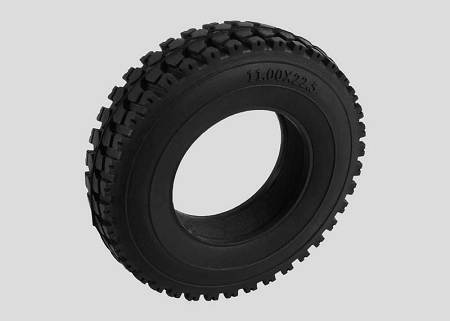 "RC4WD Road Trucker 1.7"" 1/14 Semi Truck Tires"