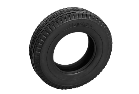 "RC4WD Country Road 1.7"" 1/14 Semi Truck Tires"