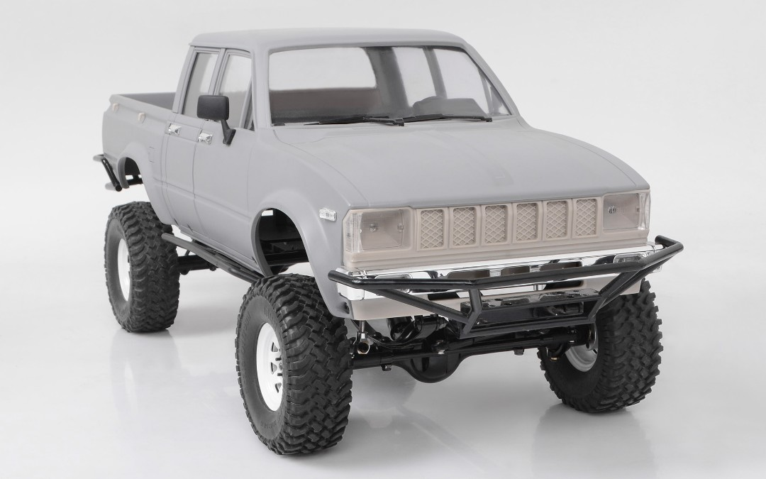 "RC4WD Trail Finder 2 Truck Kit ""LWB"" w/Mojave II 4 Dr Body Set"