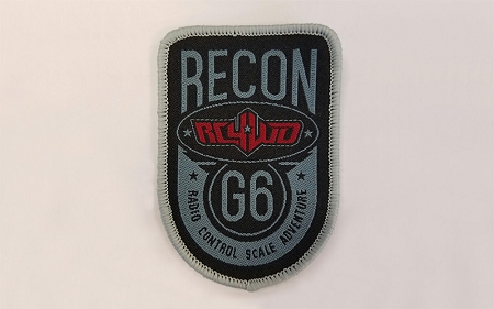 RC4WD Recon G6 Velcro Patch