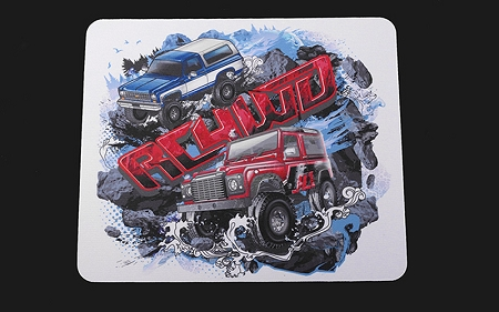 RC4WD Official Mouse Pad