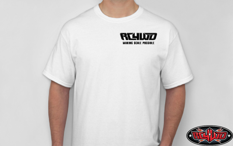 RC4WD Get Scale Logo Shirt (S)