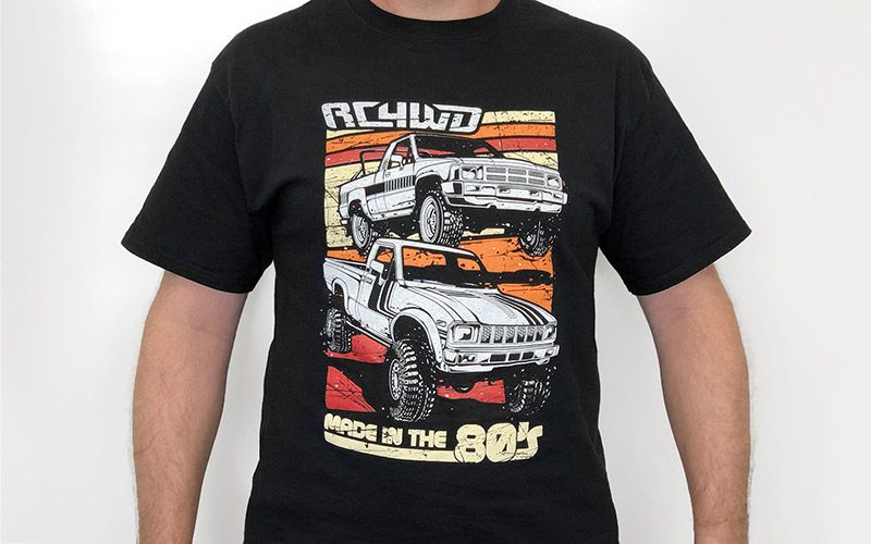 RC4WD Made in the 80's (3XL)