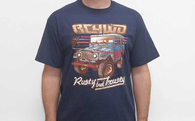 RC4WD Rusty but Trusty Shirt (M)