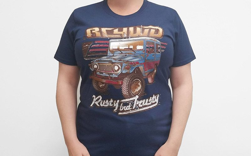 RC4WD Rusty but Trusty Shirt (Women XL)