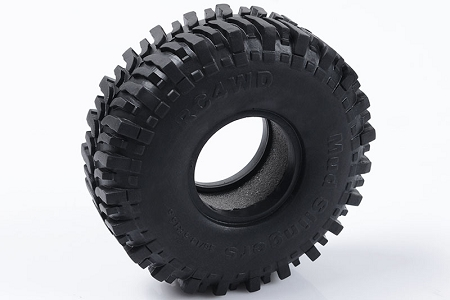 "RC4WD Mud Slingers Single 1.55"" Offroad Tire"