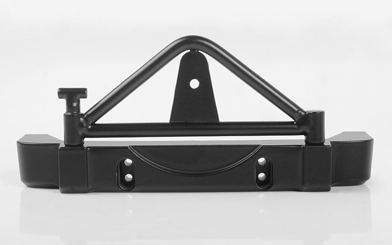 RC4WD Tough Armor Rear Bumper for 1/18 Black Rock Body with Spa