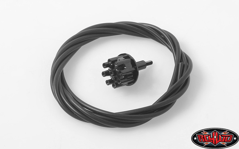 RC4WD Distributor and Rubber Tube for V8 Motor