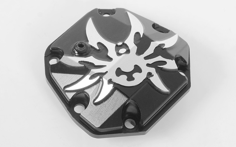 RC4WD Poison Spyder Bombshell Diff Cover for HPI Venture