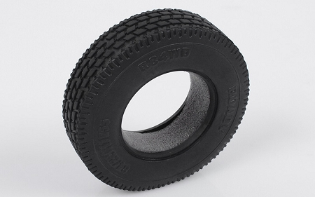 "RC4WD Roady 1.7"" Commercial 1/14 Semi Truck Tires"