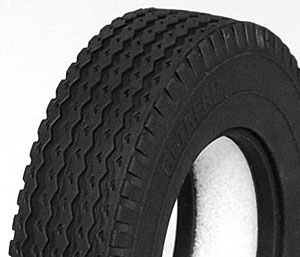 "RC4WD Retread 1.7"" Commercial 1/14 Semi Truck Tires"