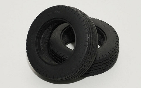 "RC4WD LoRider 1.7"" Commercial 1/14 Semi Truck Tires"