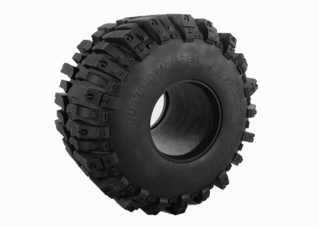 "RC4WD Interco Super Swamper 40 Series 3.8"" TSL/Bogger Tire (2)"