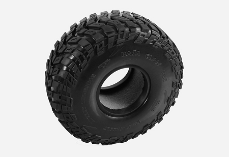 "RC4WD Mickey Thompson 2.2"" Baja Claw TTC Radial Scale Tires"