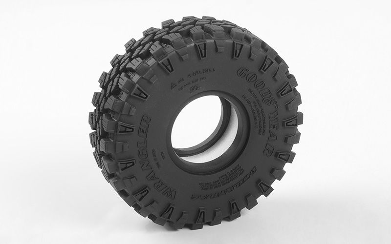 "RC4WD Goodyear Wrangler Duratrac 1.55"" 4.19"" Scale Tires"