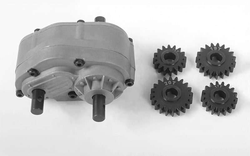 RC4WD Over/Underdrive Transfer Case (O/D TC) for TF2 and Geland