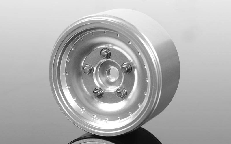 "RC4WD Stocker 1.0"" Beadlock Wheels"