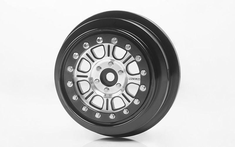 "RC4WD Raceline Monster 2.2""/3.0"" Traxxas UDR Beadlock Wheels (2)"