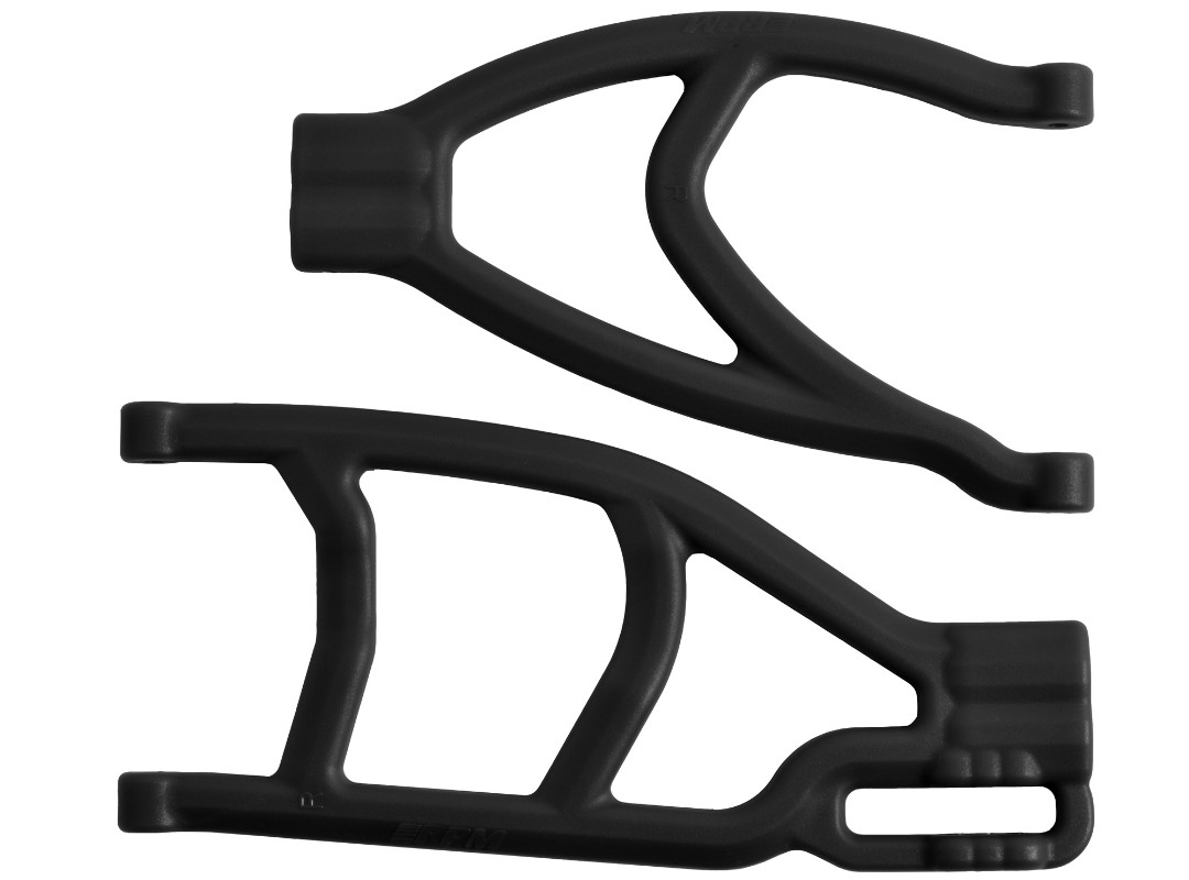RPM Traxxas Revo/Summit Extended Rear Right A-Arms (Black)