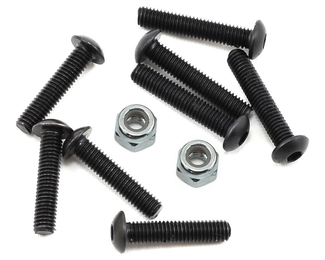RPM Wide A-Arm XL-5 Screw Kit (Rustler, Stampede)
