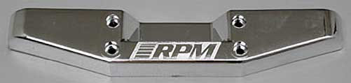 RPM T/E-Maxx Chrome Rear Step Bumper