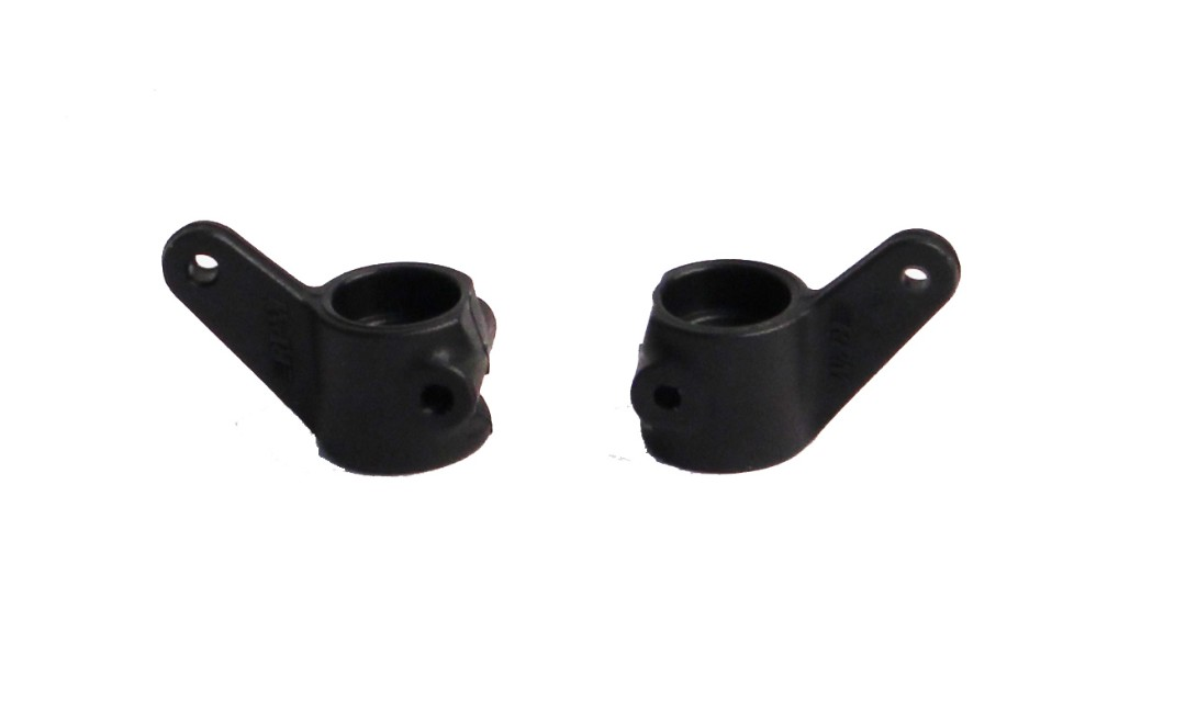 RPM Front Bearing Carrier Set - Black