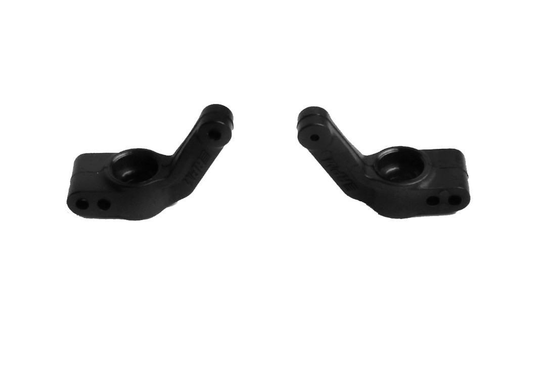 RPM Traxxas Rear Bearing Carriers - Black