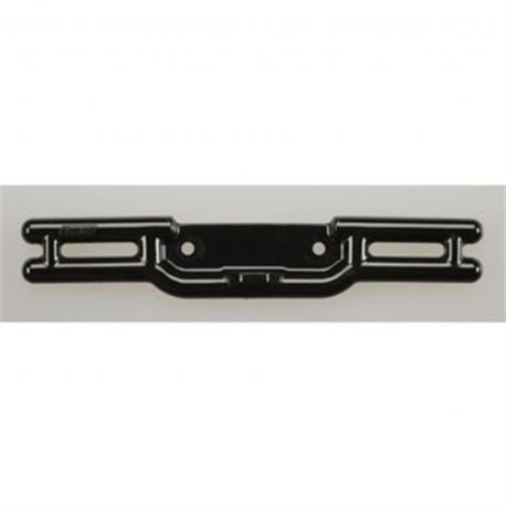 RPM Tubular Rear Bumper (Black) (Revo)