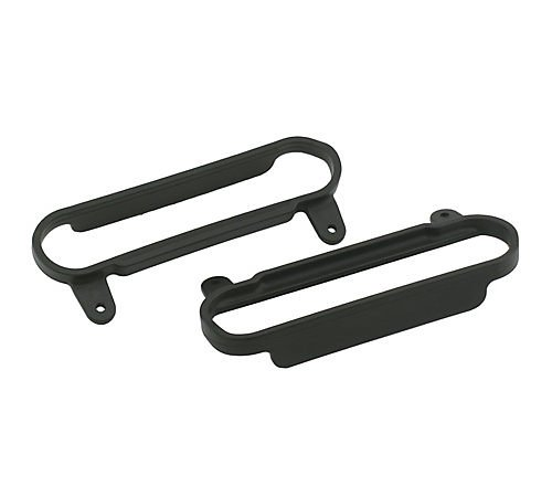 RPM Traxxas Slash & Slash 4x4 Nerf Bars (Black)