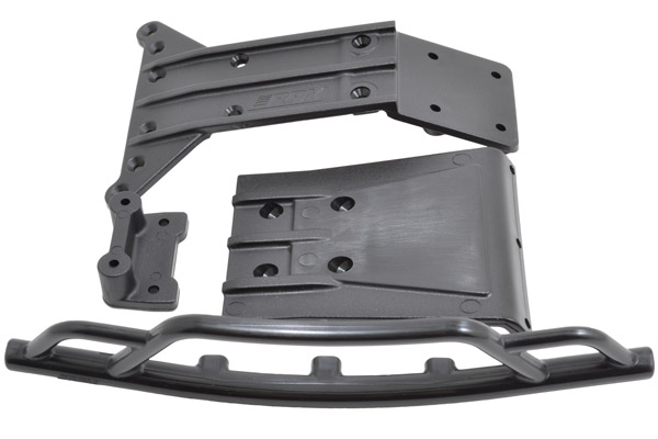RPM Front Bumper & Kick Plate for the ECX Torment 4x4
