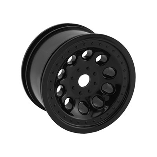 Revolver black wheel 17mm std