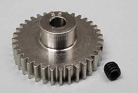 Robinson Racing 48P Pinion Gear (35)